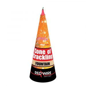 Cone of Crackling