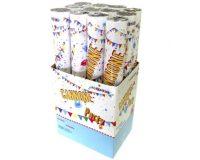 Lancia Coriandoli Party Strisce Multicolori 40 cm