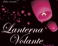 Lanterna Volante Fuchsia