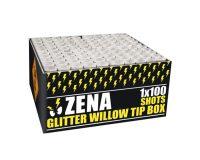 Zena Glitter Willow Tip Box