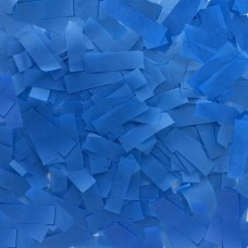 Coriandoli Rettangolari Blu 1 kg