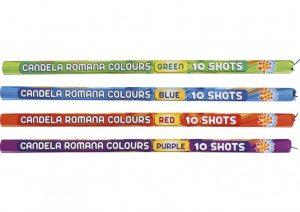 Candela Colours 10 Shots