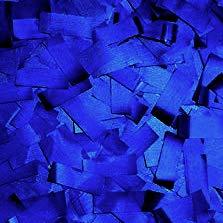 Coriandoli Metallizzati Blu 500 gr