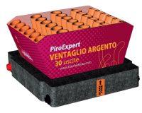 Piroexpert 30 uscite Ventaglio Argento
