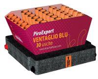 Piroexpert 30 uscite Ventaglio Blu