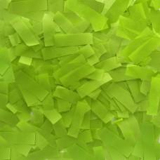 Coriandoli Rettangolari Verdi 1 kg