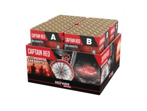 FF03648 Captain Red